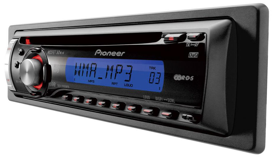Инструкция Pioneer Deh-P4850mph