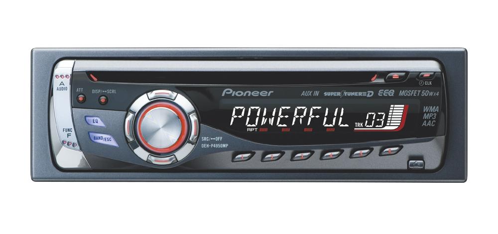 Скачать Руководство Пользователя Инструкция Pioneer Deh-P4950mp